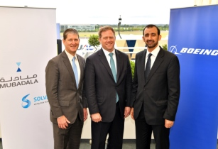 Mubadala Solvay enter aerospace joint venture in Abu Dhabi