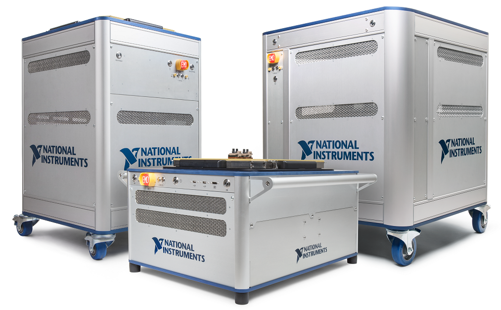 NI semiconductor test system