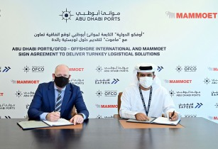 Offshore International signs Mou with Mammoet UAE