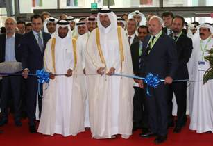 Project Qatar 2016 Minister Opening