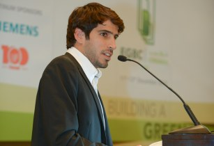 Saeed Al Abbar Chairman of EmiratesGBC