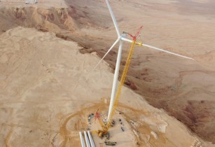 Saudi Arabia witnesses its first wind farm from Vestas