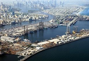 Sharjah Container Terminal 1