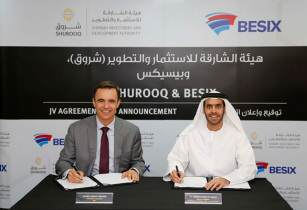 Shurooq and BESIX form JV for wastewater treatment plant development