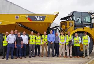 Caterpillar delivers 50,000th articulated truck