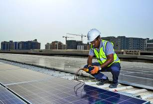 SirajPower to install solar plants for Apparel Group in Dubai