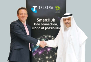Telstra extends network reach across Middle East