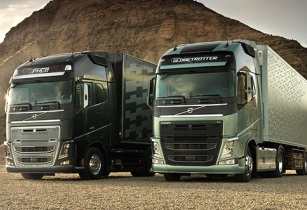Volvo Trucks new FH series - EDIT