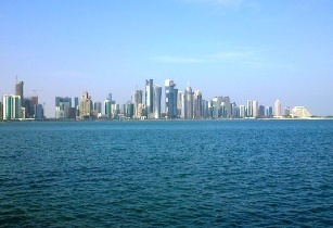 doha bay-paul trafford flickr