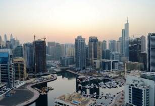 dubaicanal FranciscoAnzola flickr