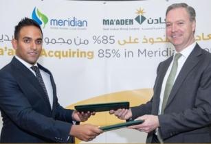 Saudi Arabia�s Ma�aden acquires Meridian Group in Africa
