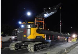VOLVO CE develops rotating pipelayer conversion kits
