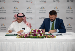 Mashroat signs partnership agreement with Serco Middle East