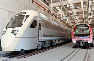 SAR signs US$147 4mn passenger train contract