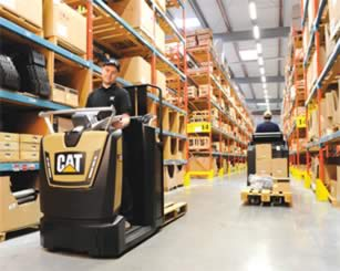 Low-level order picker aids productivity