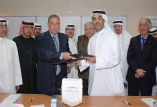Dubai Maritime City signs MoU with Arab Sea Ports Federation