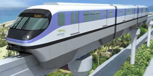 US$241mn Saudi monorail contract awarded