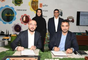 Smart AE and Jameyat Mullak Burj Al Muhaned sign energy efficiency deal