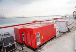 Byrne Expands Rental Equipment Fleet In The Middle East