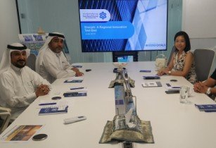 Chinese delegation explores investment opportunities in Sharjah