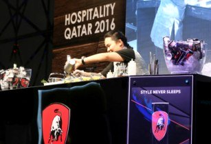 Hospitality Qatar 2016 momentum carries to day two of the show