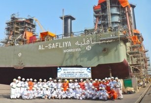 Qatar shipbuilding project hits safety milestone