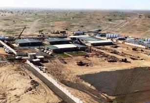 Construction underway on Saudi Arabia's ambitious Red Sea