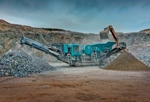 TRME - Powerscreen Middle East construction and quarry growth plans