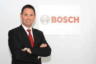 Mert Kalafatoglu, Bosch Thermotechnology sales manager for the Middle East and Caucasus region.