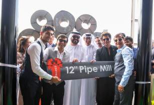 Steel firm Conares opens new facility in JAFZA