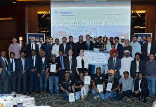FAMCO wins Volvo Trucks' UAE Driver Challenge, committed to