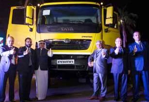 Tata PRIMA launched in Saudi Arabia